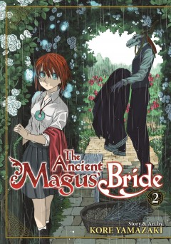 The ancient magus' bride. 2 cover image