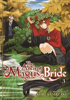 The ancient magus' bride. 3 cover image