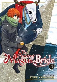 The ancient magus' bride. 4 cover image