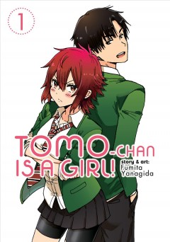 Tomo-chan is a girl! 1 cover image