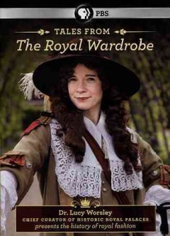 Tales from the royal wardrobe cover image