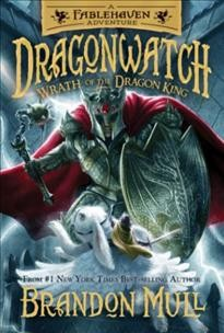 Wrath of the dragon king cover image