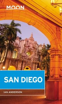 Moon handbooks. San Diego cover image