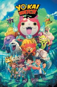 Yo-Kai Watch cover image