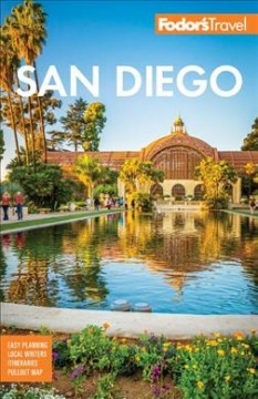 Fodor's San Diego cover image