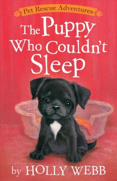 The puppy who couldn't sleep cover image