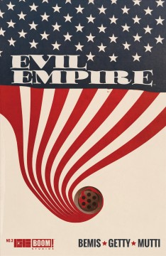 Evil empire. Issue 3 cover image