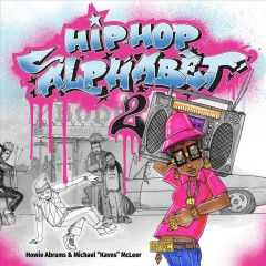 Hip-hop alphabet. 2 cover image