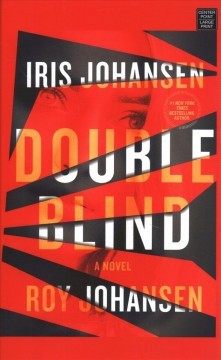 Double blind cover image