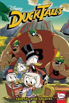 DuckTales. Quests and quacks cover image