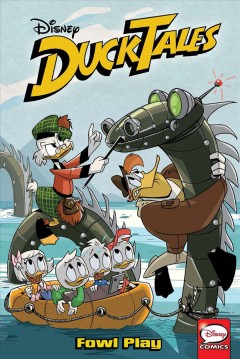 DuckTales. Fowl play cover image