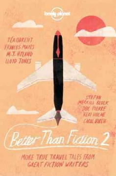 Better than fiction. 2 cover image