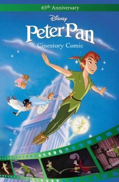 Peter Pan : cinestory comic cover image