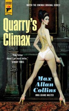 Quarry's climax cover image