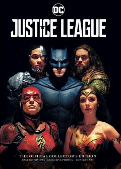 Justice League : the official collector's edition cover image