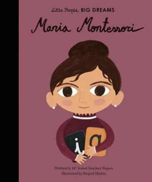 Maria Montessori cover image
