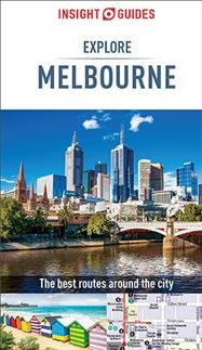 Insight guides. Explore Melbourne cover image