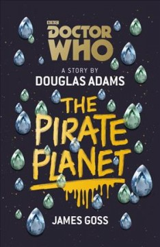 The pirate planet cover image
