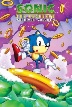 Sonic the hedgehog archives. Volume 9 cover image