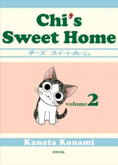 Chi's sweet home. 2 cover image