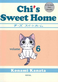 Chi's sweet home. 6 cover image