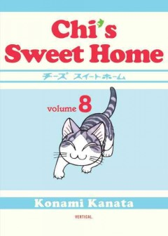 Chi's sweet home. 8 cover image