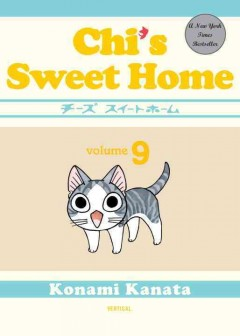 Chi's sweet home. 9 cover image