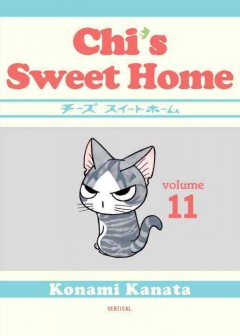 Chi's sweet home. 11 cover image