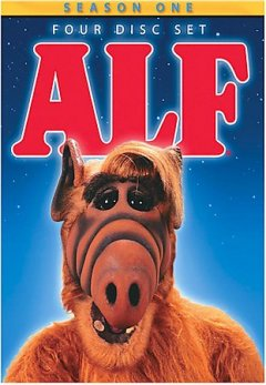 Alf. Season 1 cover image