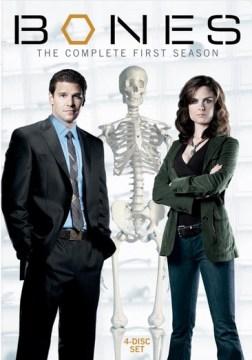 Bones. Season 1 cover image