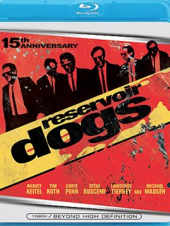 Reservoir dogs cover image