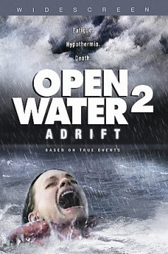 Open water 2. Adrift cover image