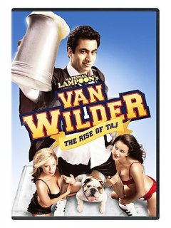 National Lampoon's Van Wilder deux the rise of Taj cover image