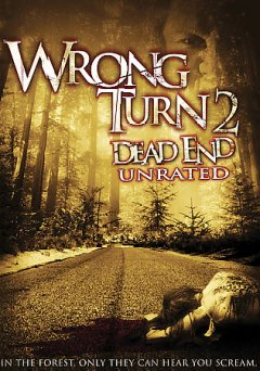 Wrong turn 2 dead end cover image