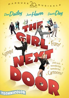 The girl next door cover image