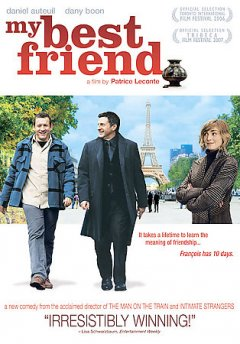 Mon meilleur ami My best friend cover image