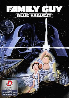 Family guy presents Blue harvest cover image