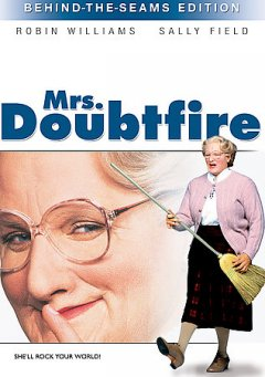 Mrs. Doubtfire cover image