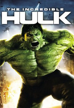 The Incredible Hulk cover image