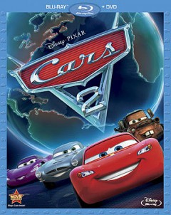 Cars 2 [Blu-ray + DVD combo] cover image