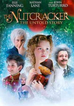 Nutcracker the untold story cover image