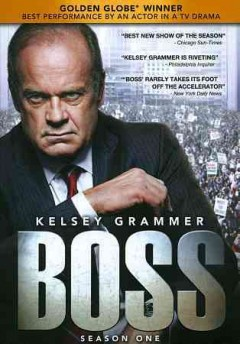 Boss. Season 1 cover image