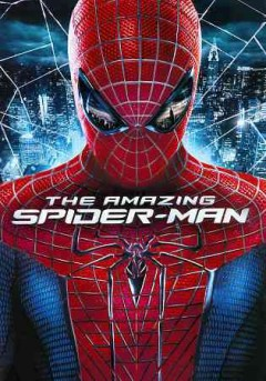 The amazing Spider-man cover image