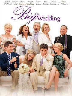The big wedding cover image