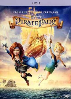 The pirate fairy cover image