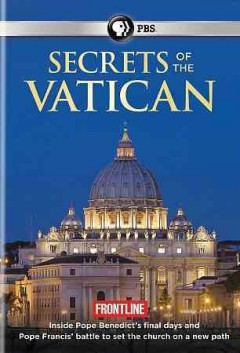 Frontline. Secrets of the Vatican cover image