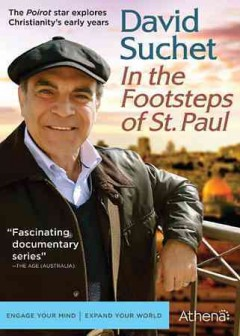 David Suchet: In the footsteps of St. Paul the Poirot star explores Christianity's early years cover image