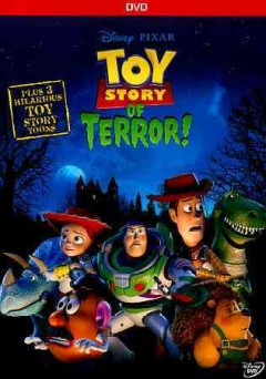 Toy story of terror! cover image