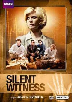 Silent witness. Season 17 cover image