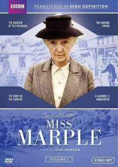 Agatha Christie's Miss Marple. Volume 1 cover image